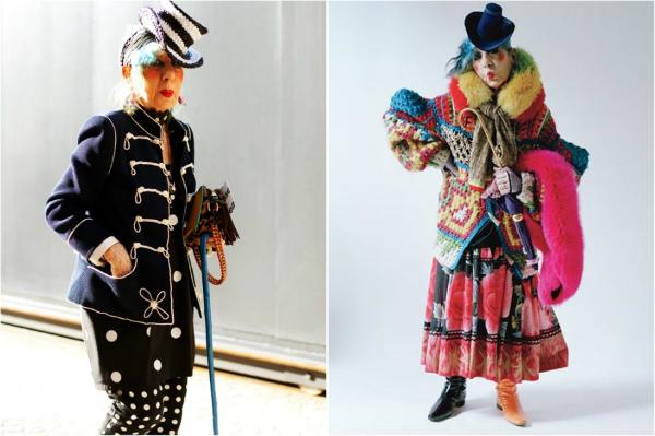 10 Femei Cu Un Stil Excentric Fashion Mamamd все о детях и их