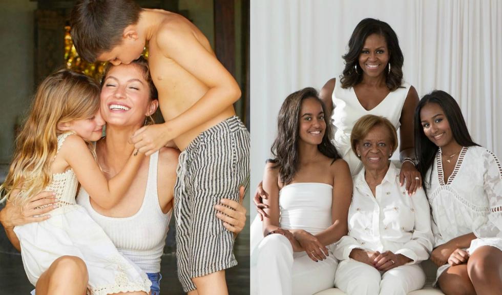 Celebritățile au sărbătorit Ziua Mamei prin mesaje emoționante și fotografii din copilărie