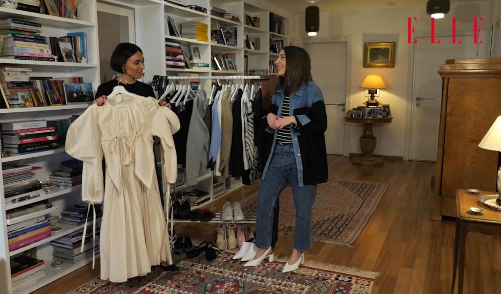 #ELLETeam: Cum să porți rochia din in, cu Domnica Mărgescu și Cristina Crăciun (VIDEO)