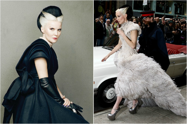 10 femei care au schimbat lumea modei prin stilul lor excentric
