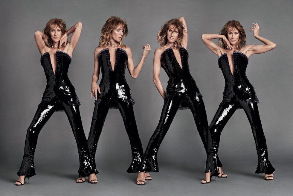 ELLE INTERVIU: Celine Dion – Am doar un an