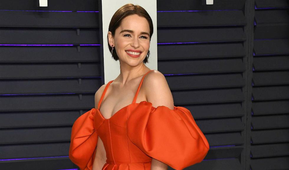 Emilia Clarke face dezvăluiri despre întâlnirea amuzantă cu Brad Pitt