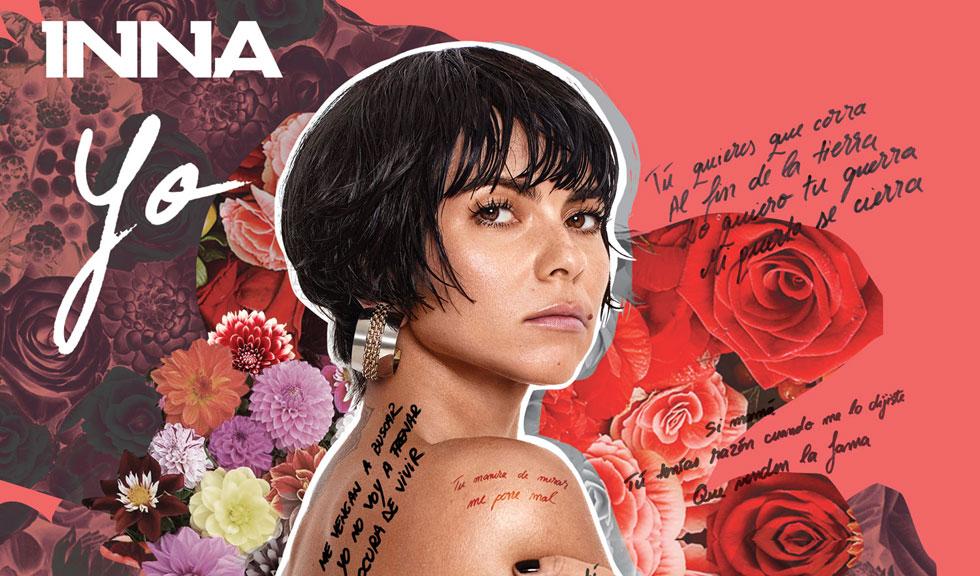 """INNA lansează trei piese de pe albumul """"YO"""", compus integral de artistă în limba spaniolă"""