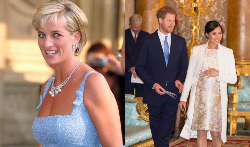 Legătura subtilă pe care o are anunțul nașterii bebelușului Sussex cu Prințesa Diana
