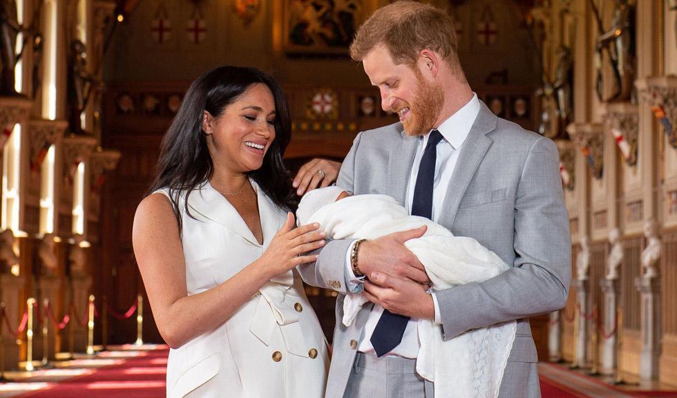 Modul surprinzător în care Prințul Harry și Meghan Markle au anunțat familia regală că s-a născut fiul lor