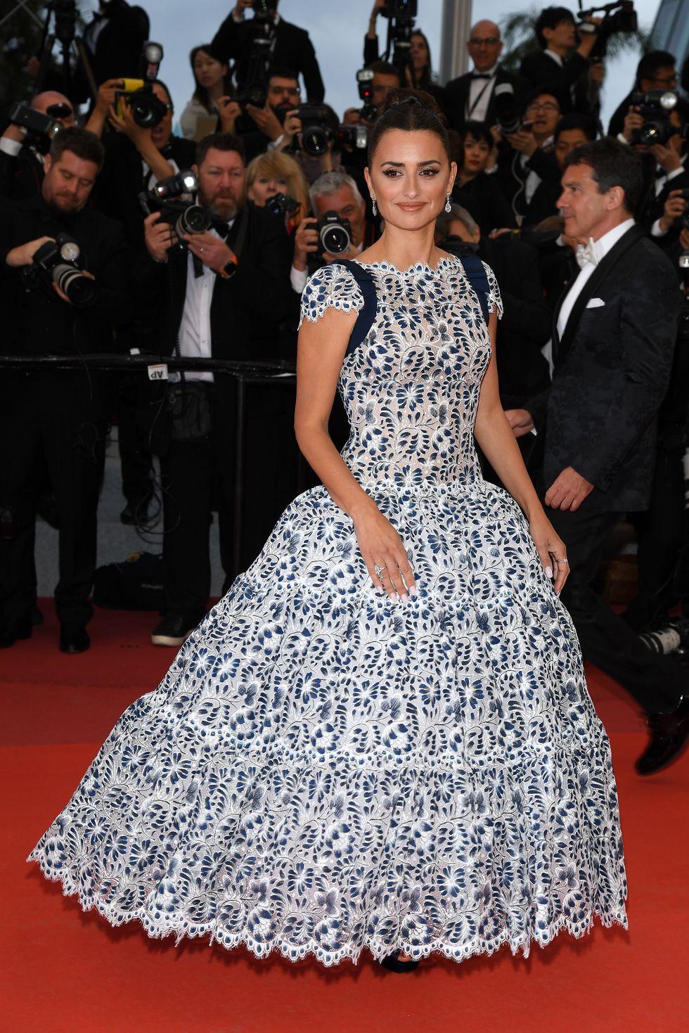Cele mai spectaculoase apariții pe covorul roșu la Festivalul de Film de la Cannes 2019