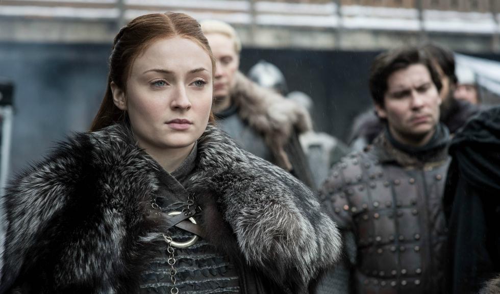"""Sophie Turner este pregătită să-și ia rămas bun de la Sansa Stark, personajul interpretat în """"Game of Thrones"""""""