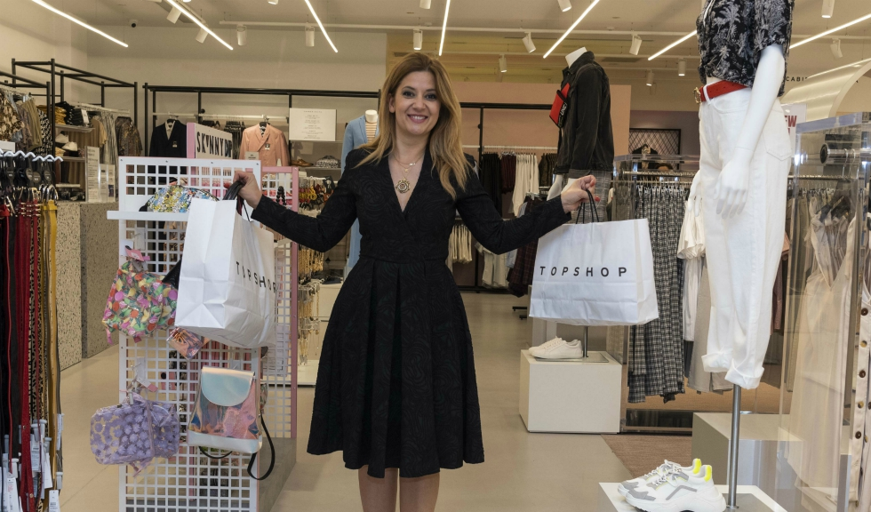 Amalia Enache, la ELLE Stylish Shopping Session powered by București Mall-Vitan (VIDEO)