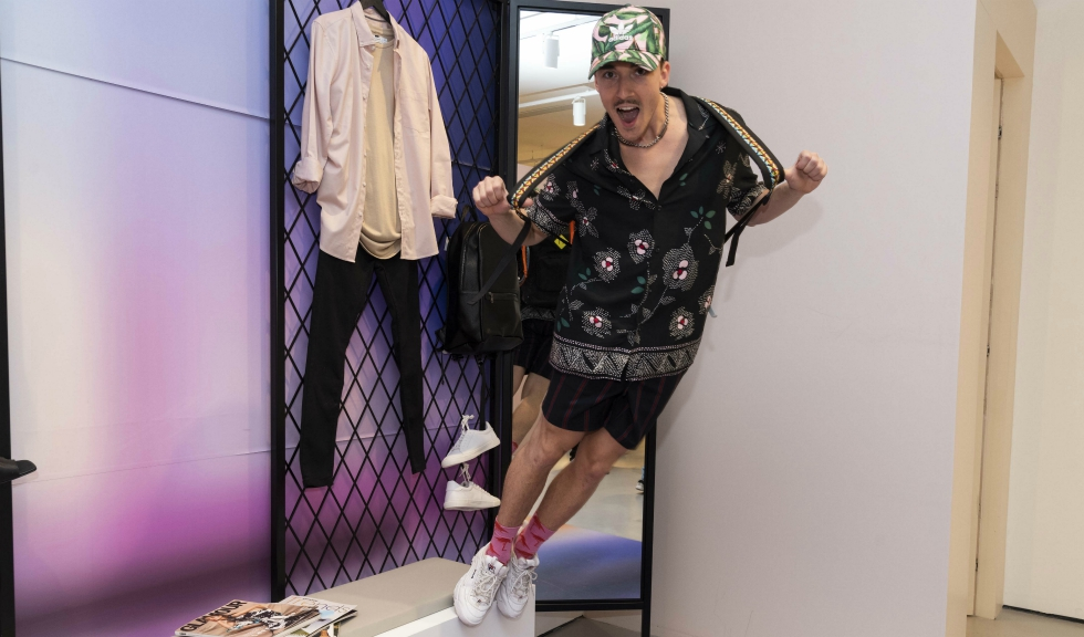 Emil Rengle, la ELLE Stylish Shopping Session powered by București Mall-Vitan (VIDEO)