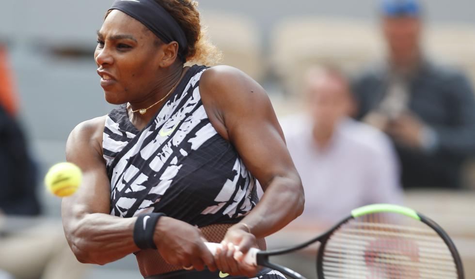 Serena Williams sfidează regulile vestimentare de la Roland Garros, după interdicția de anul trecut