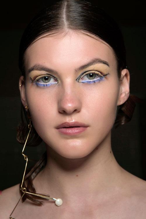 10 machiaje de vară pentru ochii verzi