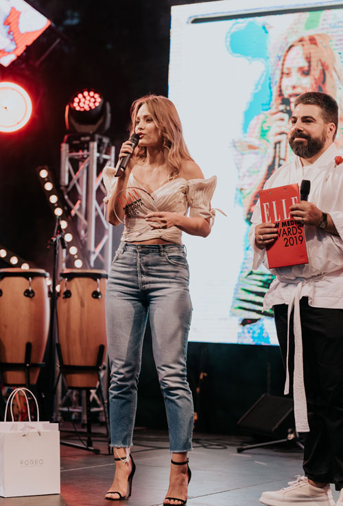ELLE New Media Awards 2019: Un garden party în detalii de neuitat