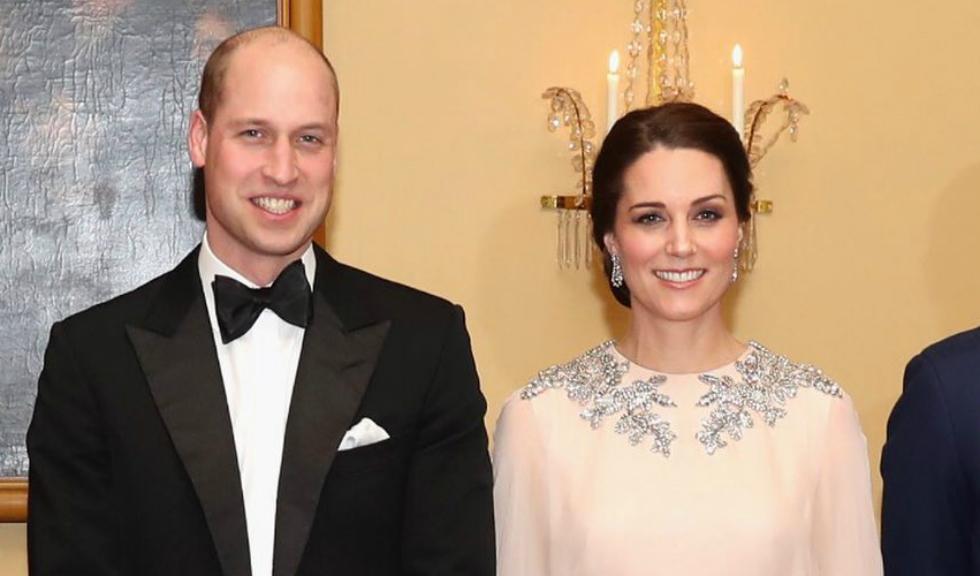 Kate Middleton și Prințul William, primele declarații despre accidentul în care a fost implicat un polițist din coloana lor oficială