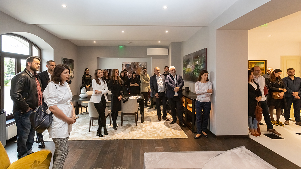 (P) OSEA INTERIORS, un nume nou se lanseaza pe piata de mobilier high-end si luxury