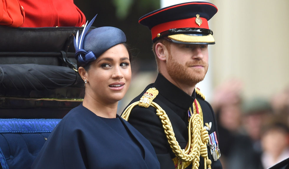 Meghan Markle și Prințul Harry vor face o vizită regală în Africa