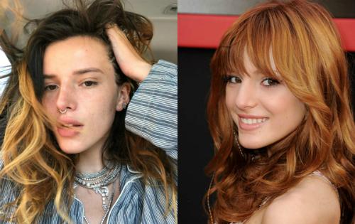 10 celebrități care și-au schimbat complet înfățișarea după ce au devenit faimoase