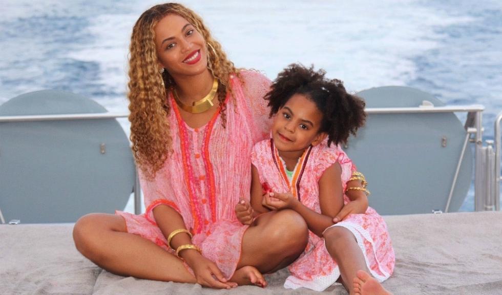 Beyonce a colaborat cu fiica ei, Blue Ivy, pentru o nouă melodie, iar fanii au avut cele mai bune reacții