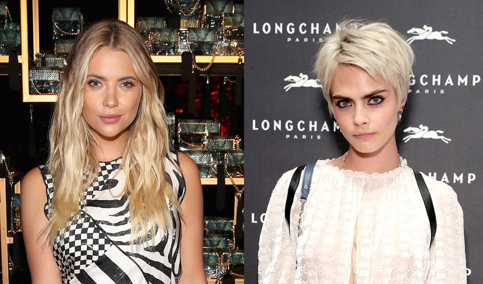 Cara Delevingne și Ashley Benson s-au logodit?