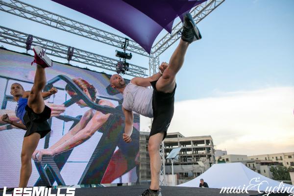 Cel mai spectaculos eveniment de fitness al verii a luat cu asalt rooftop-ul Bucuresti Mall – Vitan
