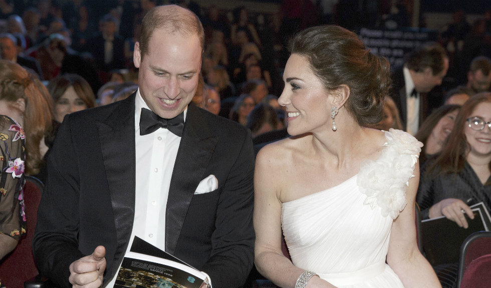 Kate Middleton și Prințul William, apariție surpriză la finala masculină Wimbledon