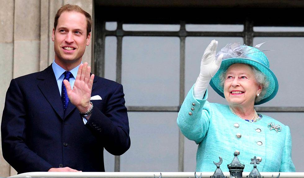 Un video cu Regina Elisabeta a II-a și Prințul William este cel mai adorabil lucru pe care îl vei vedea azi
