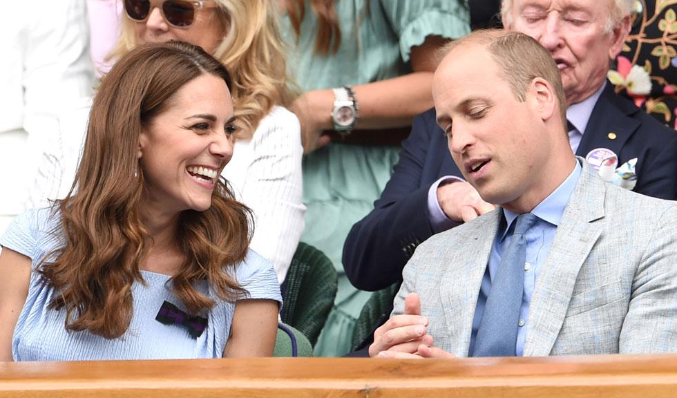 Cadoul inedit pe care Kate Middleton l-a primit la Wimbledon pentru Prințul Louis