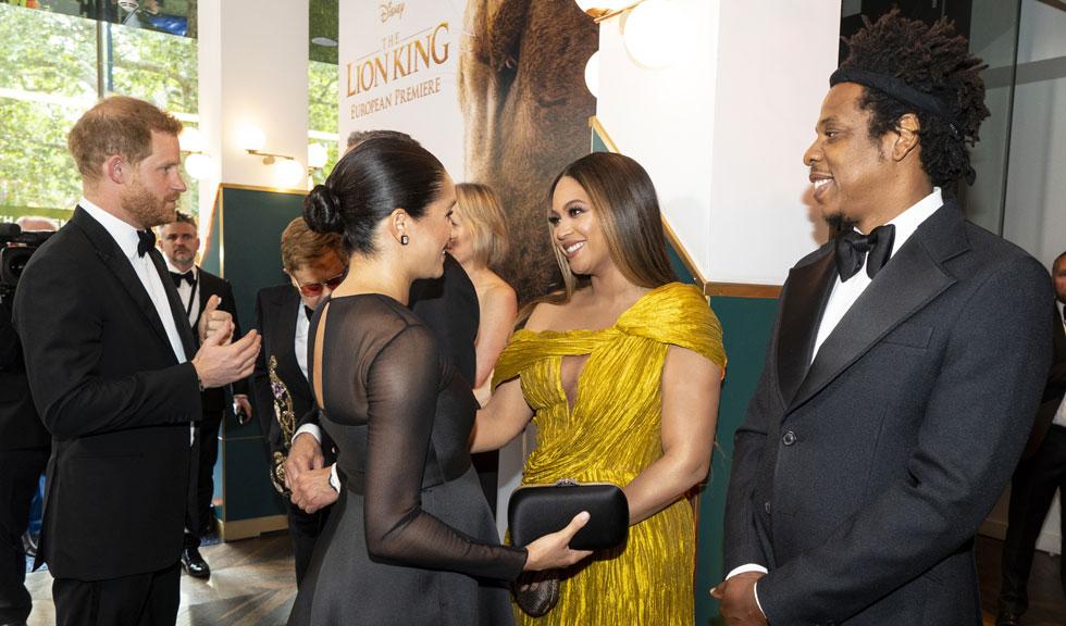 Sfatul de parenting pe care Meghan Markle și Prințul Harry l-au primit de la Beyonce & Jay-Z