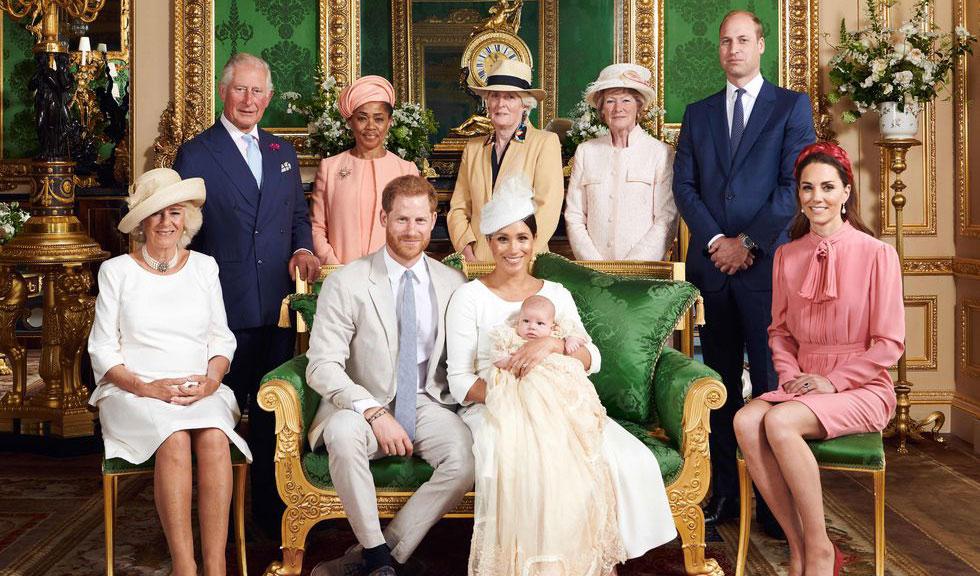 Kate Middleton i-a adus un omagiu Prințesei Diana la botezul lui Archie Harrison