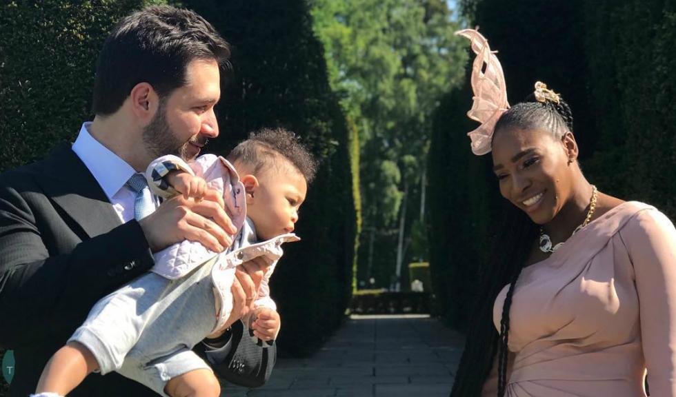 Alexis Ohanian, soțul Serenei Williams, vrea să înlăture stigmatul din jurul concediului de paternitate