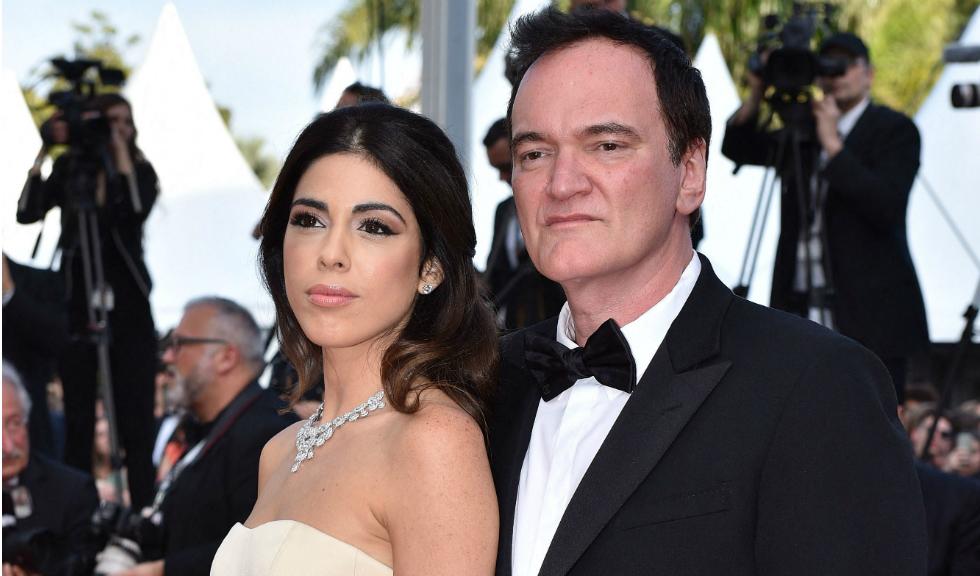 Daniella și Quentin Tarantino așteaptă primul copil împreună