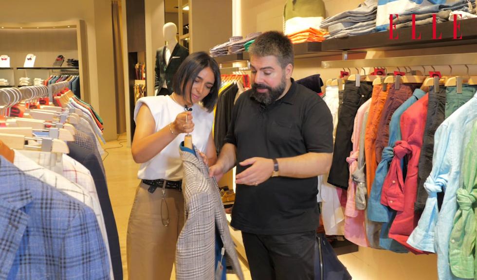 ELLE a încercat… piesele vestimentare pentru bărbați din magazinul Bigotti (VIDEO)