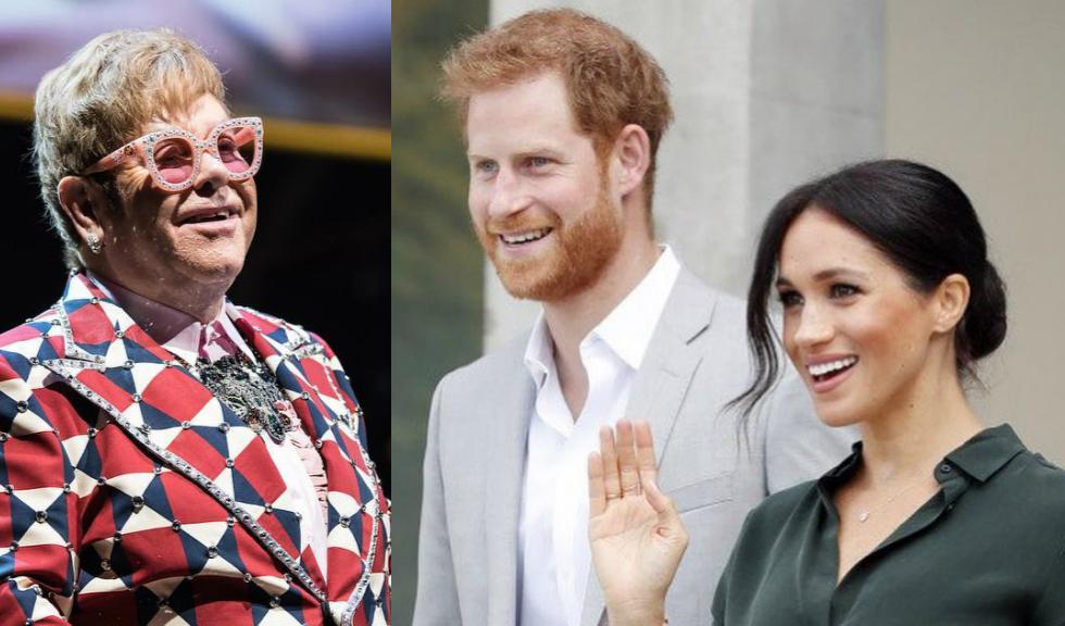 Elton John condamnă presa pentru zvonurile supărătoare despre călătoria în Nisa a Ducelui și Ducesei de Sussex