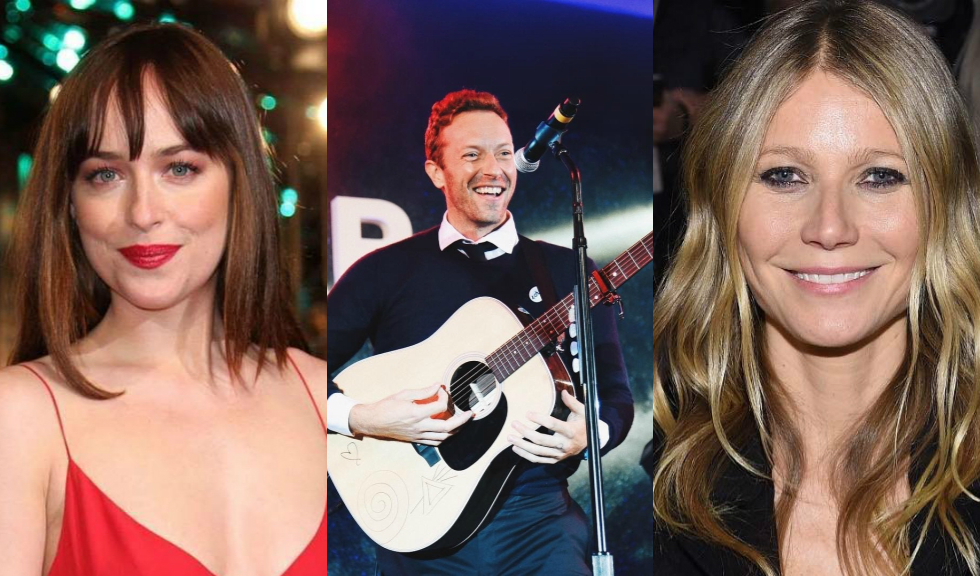 Gwyneth Paltrow i-a determinat pe Chris Martin și Dakota Johnson să se împace