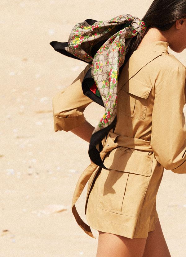 Editorial fashion: Easy living