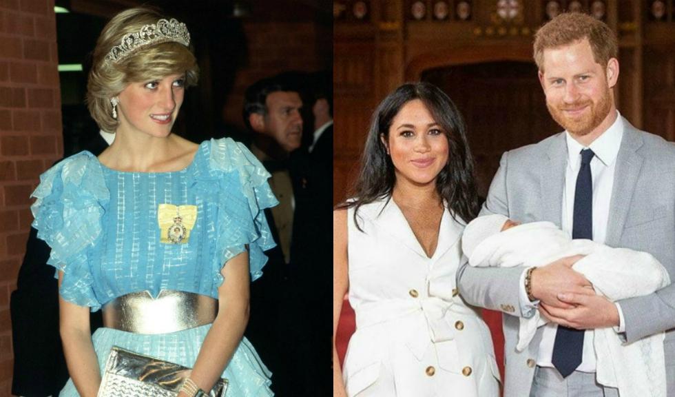 Motivul pentru care experții regali cred că Archie Harrison va călca pe urmele Prințesei Diana