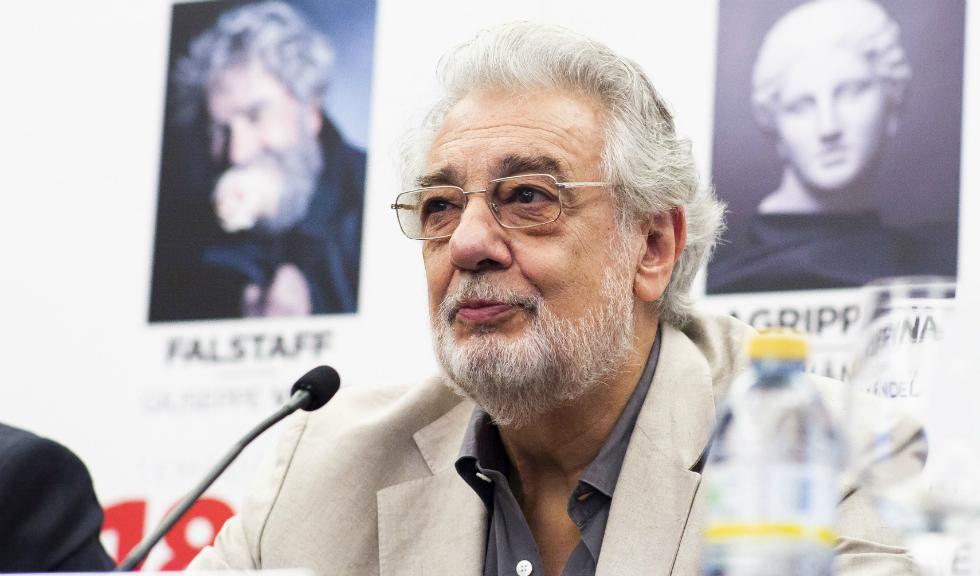 Plácido Domingo a fost acuzat de hărțuire sexuală