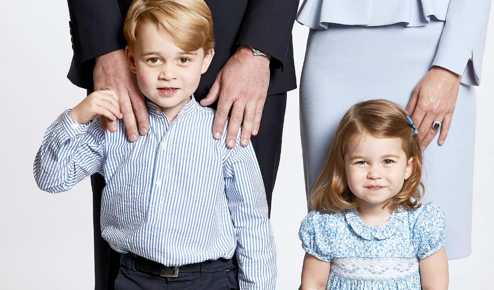 Prințul George și Prințesa Charlotte au o relație specială