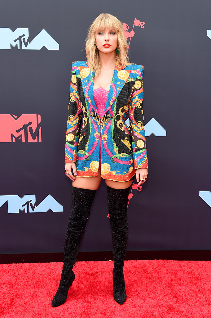 Vedete la MTV VMA 2019 (GALERIE FOTO)
