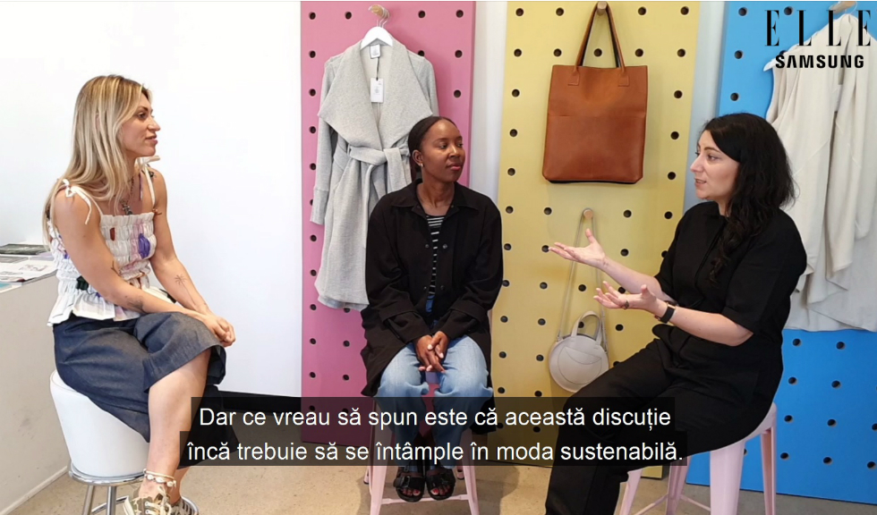 My Quest for Wellth by Sorina Fredholm: The Future of Fashion cu Emmanuelle Rienda, Partea I (VIDEO)