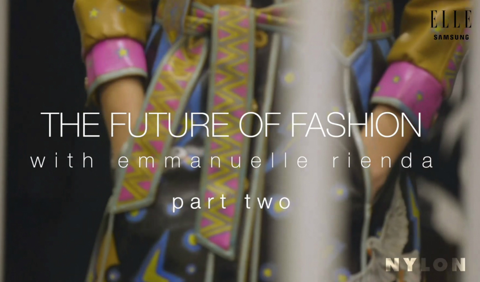 My Quest for Wellth by Sorina Fredholm: The Future of Fashion cu Emmanuelle Rienda, Partea II (VIDEO)
