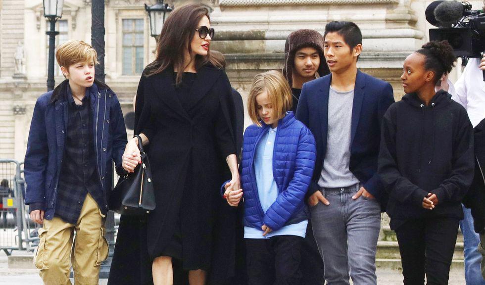 Cum a sărbătorit Angelina Jolie ziua de naștere a fiului ei –  Maddox a împlinit 18 ani