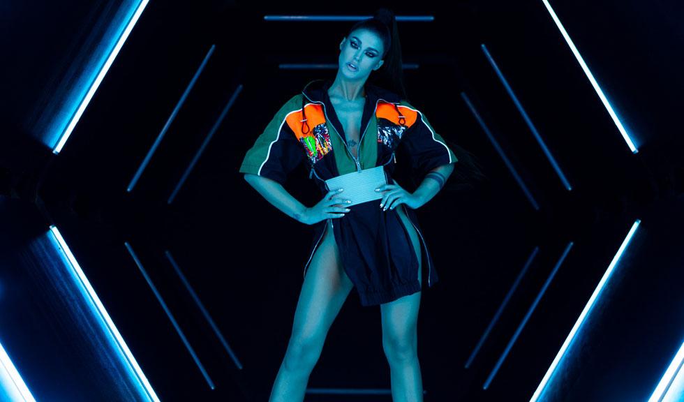 Antonia își lansează o colecție vestimentară inspirată din stilul ei