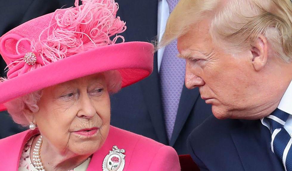 Principala nemulțumire pe care Regina Elisabeta a II-a o are cu privire la vizita lui Donald Trump