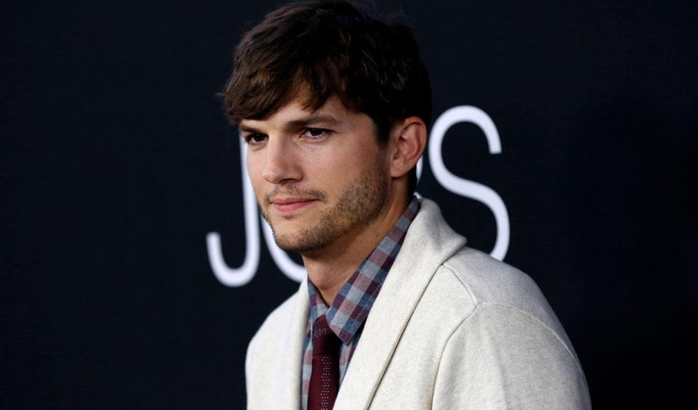 Ashton Kutcher a avut parte de un incident în timp ce avea grijă de fiica lui