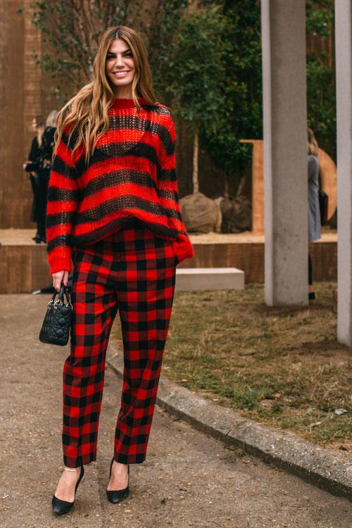 Cele mai cool ținute de street style de la Paris Fashion Week