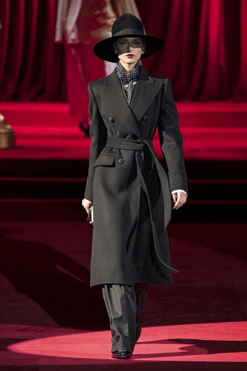 Dolce&Gabbana colecția toamnă-iarnă 2019-2020