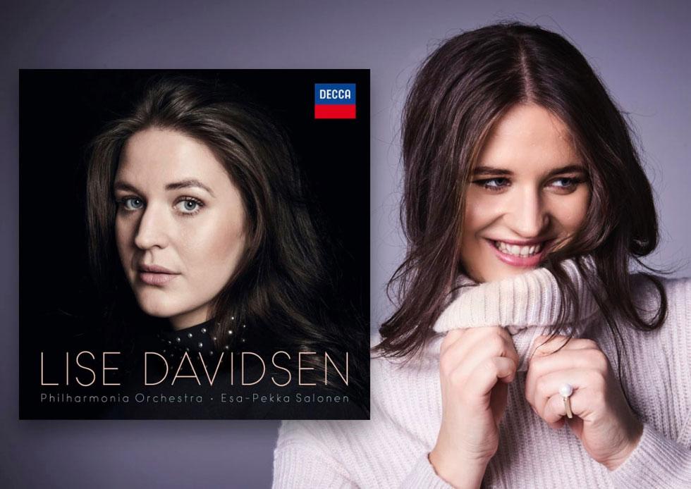 """Soprana Lise Davidsen – Norvegianca """"vinovată"""" de încălzirea globală a lumii operei"""