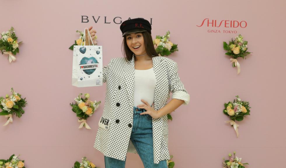 Nicole Cherry, la ELLE Stylish Shopping Session powered by București Mall-Vitan (VIDEO)