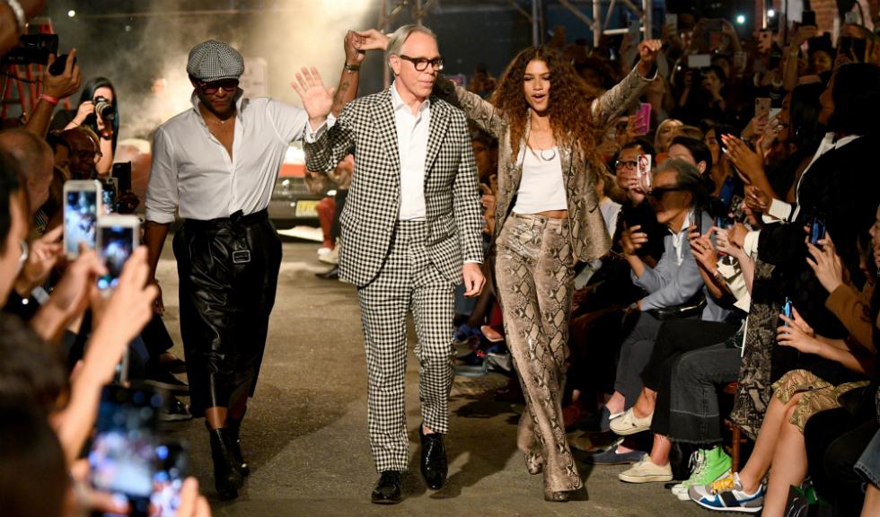 "(P) Tommy Hilfiger revine în New York cu evenimentul de modă Tommynow ""See now, Buy now"" și debutul colaborării TOMMYxZENDAYA Toamnă 2019"