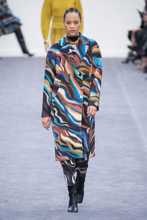 Roberto Cavalli colecția toamnă-iarnă 2019-2020